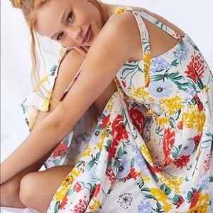 Urban Outfitters Positano Midi dress